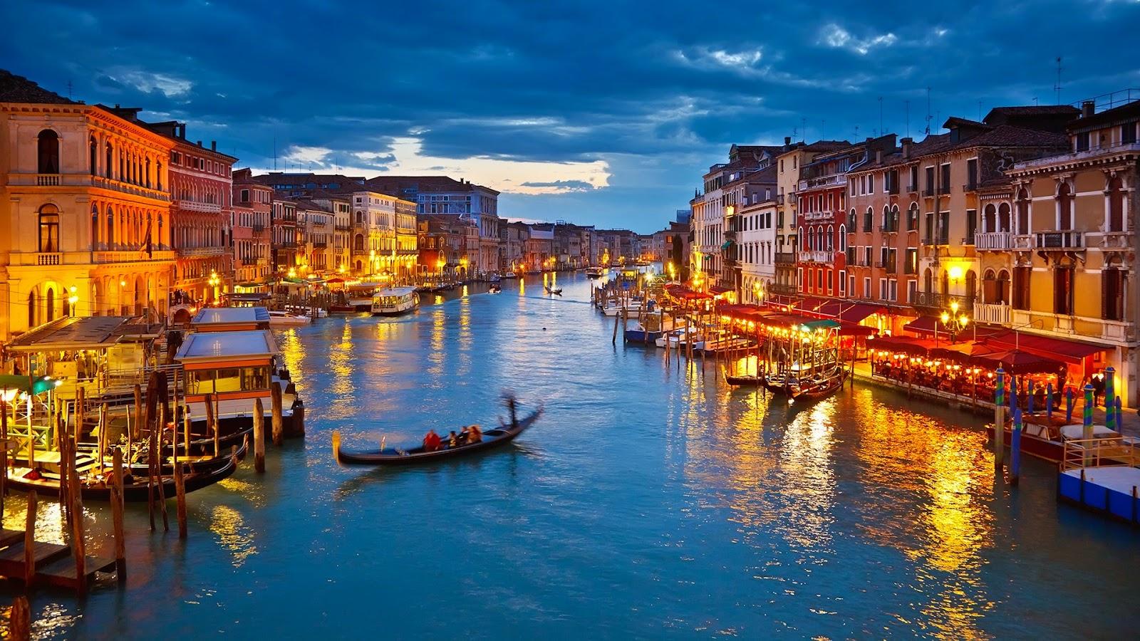 Venice, Tujuan Favorit Kota Romantis berbiaya rendah