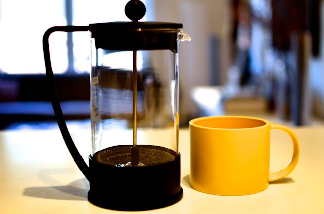 Brazil French press
