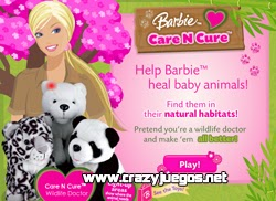 Jugar Barbie Care N Cure