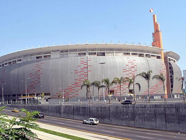 Arquitectura contemporanea de lima 4832 estadio nacional for Puerta 9 del estadio nacional de lima