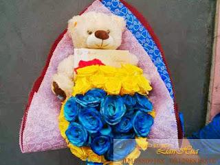 bunga ulang tahun, buket bunga di pluit, florist di pluit, karangan bunga papan
