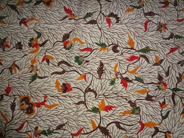 batik madura cantik