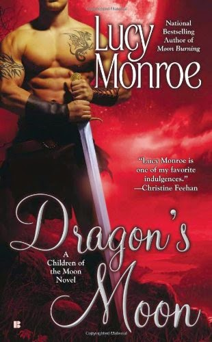 Dragon's Moon (A Children of the Moon Novel Book 4)