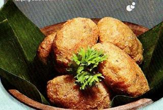 resep perkedel singkong campur kentang