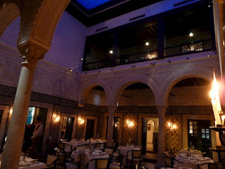 Restaurante Dar El Jeld - Túnez