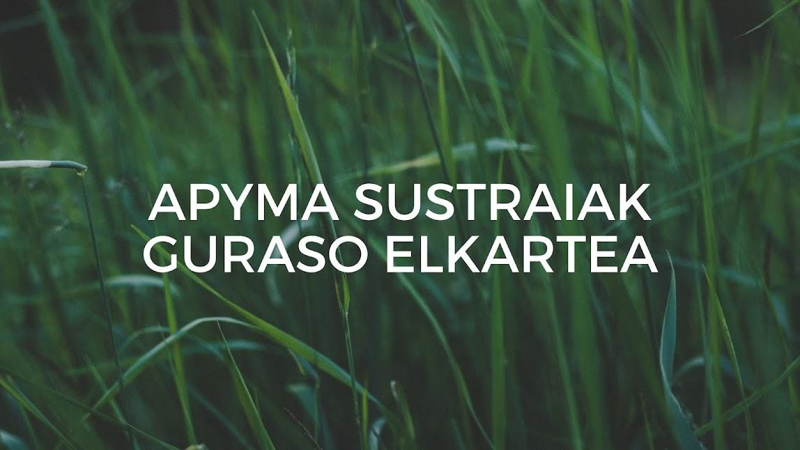 APYMA SUSTRAIAK GURASO ELKARTEA