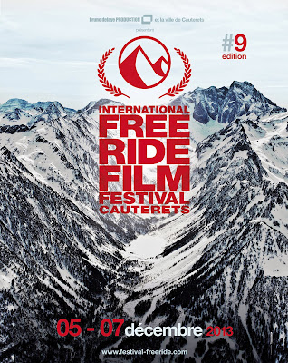 International Free Ride Film Festival 2013