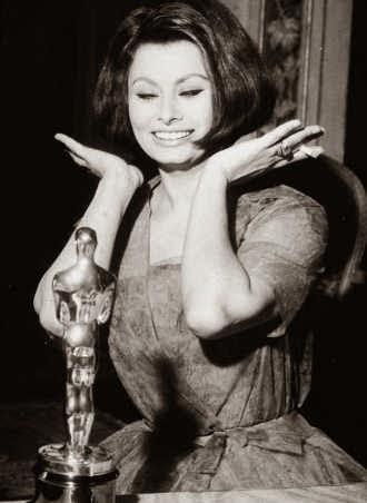 Sophia-Loren-Oscar-1961