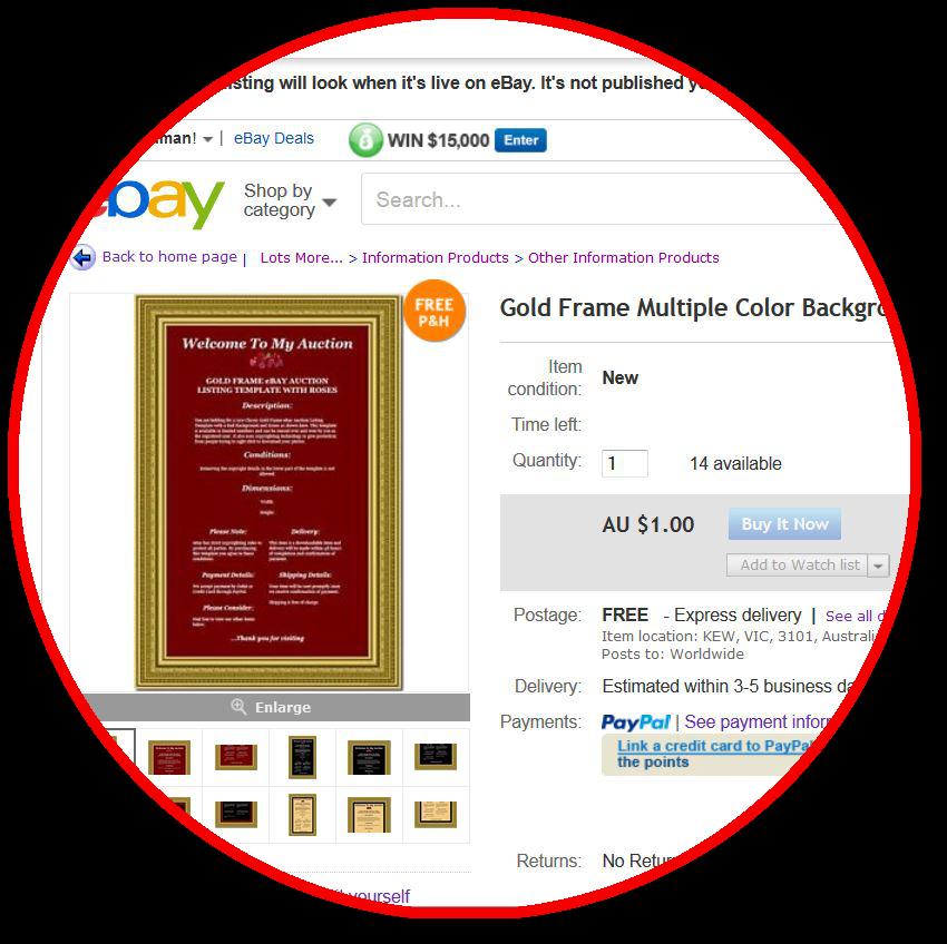 http://www.ebaytemplateinserts.com/p/gold-frame-ebay-template.html