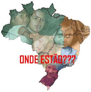 DESAPARECEM NO BRASIL