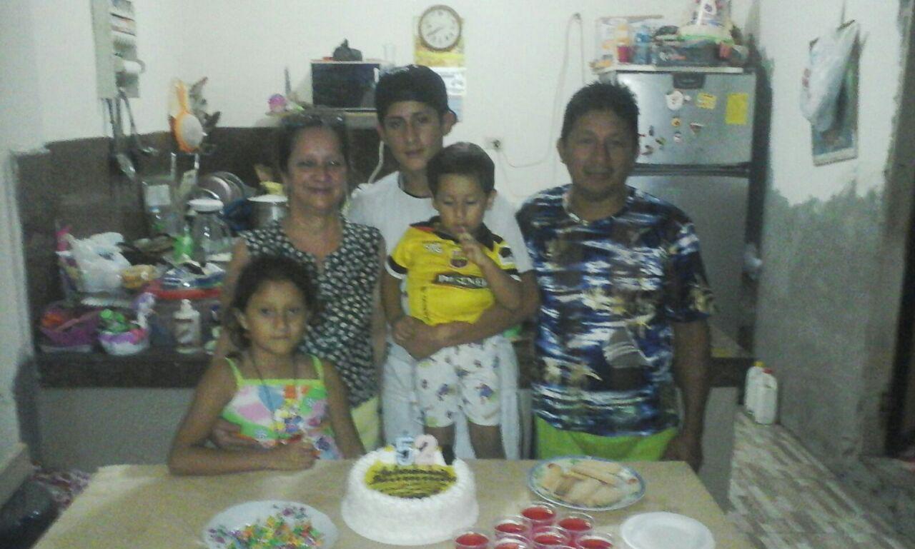 Cumpleaños Hermana Gilma