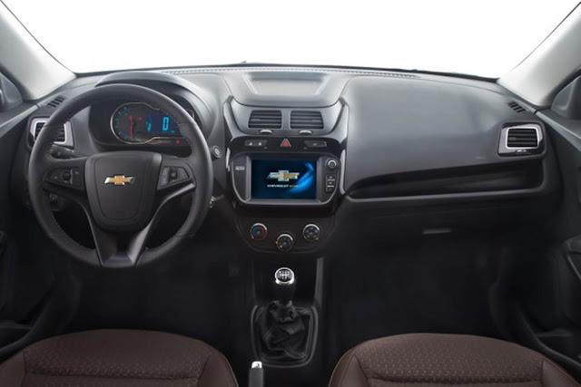 Chevrolet Cobalt LTZ - interior
