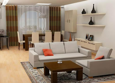 Living Room Spaces-