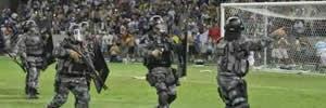 Vídeo: Violência após Fortaleza 2 x 2 Ceará