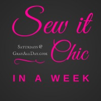 sew it chic in a week