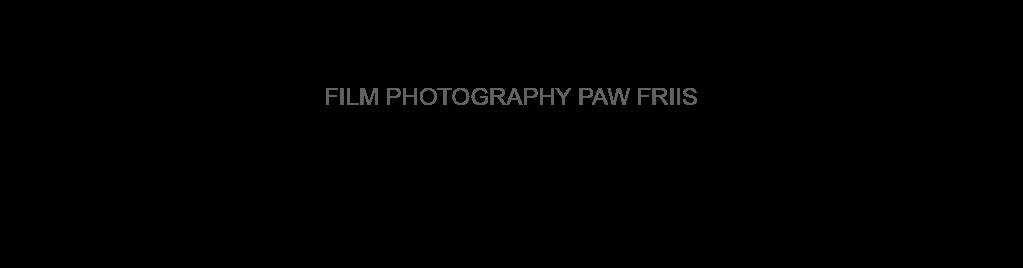 Paw Friis Photoblog
