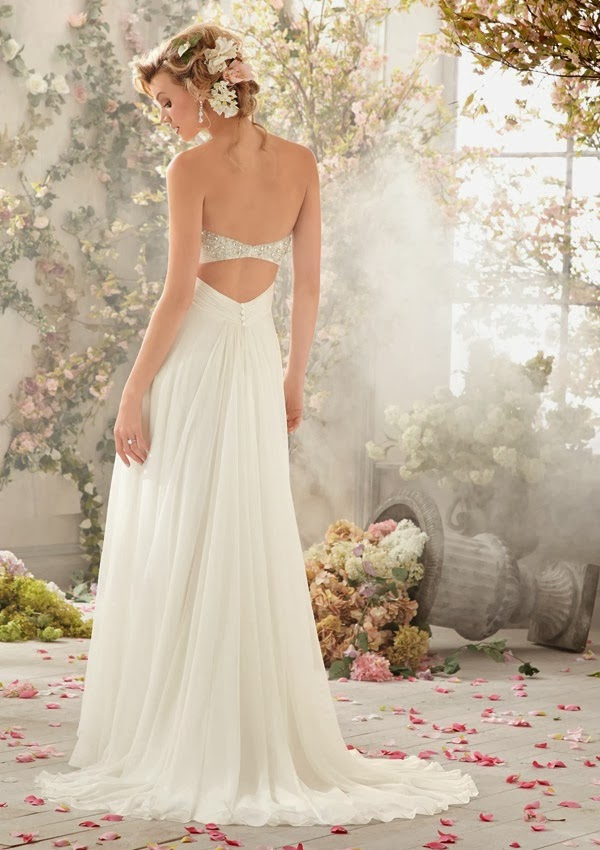 Voyage by Mori Lee 2014 Fall Bridal Collection