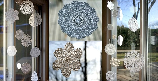 crochetingclub: doily ideas