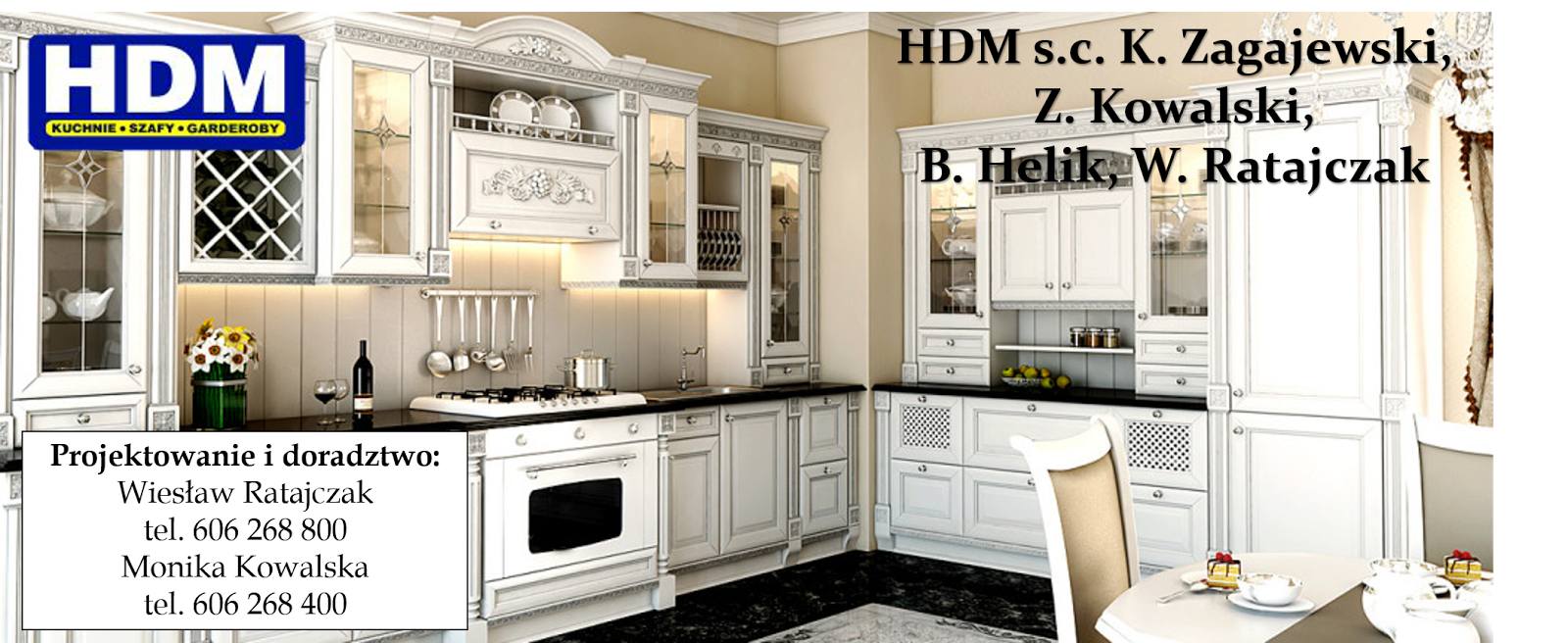 HDM - meble dla Twoich potrzeb