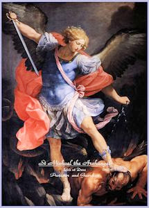 St Michael the Archangel Prayer