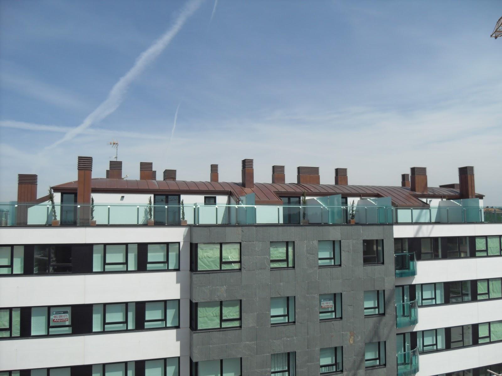 Cubiercom s l obras edificio para viviendas en santa - Arrokabe arquitectos santiago de compostela ...