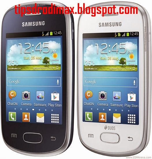 Cara Root Samsung Galaxy Star Duos GT-S5282