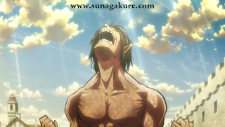 Shingeki no Kyojin Episode 8 Subtitle indonesia