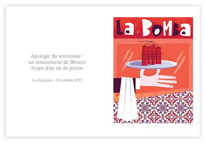 Clod illustration les faits divers du Parisien