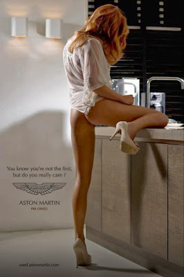 Aston Martin Advert Woman >> OUGD501: Context of Practice 2 - Study Task 2 // Consumerism Aston Martin Analysis | Design ...