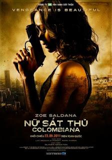 Nữ Sát Thủ Colombiana - Colombiana