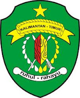 logo/lambang provinsi kalimantan timur - kaltim