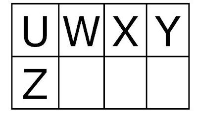 Alfabeto completo - Educação Infantil