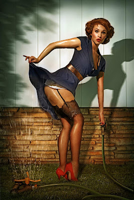Chris Clor pin up