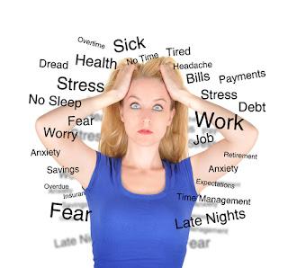 Grasa abdominal, adelgazar y estrés