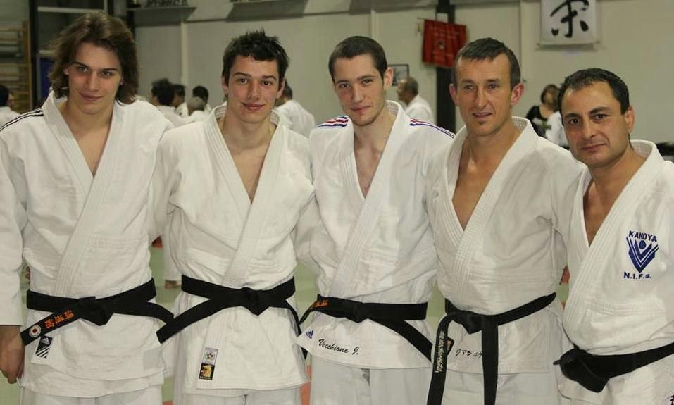 club judo yakine