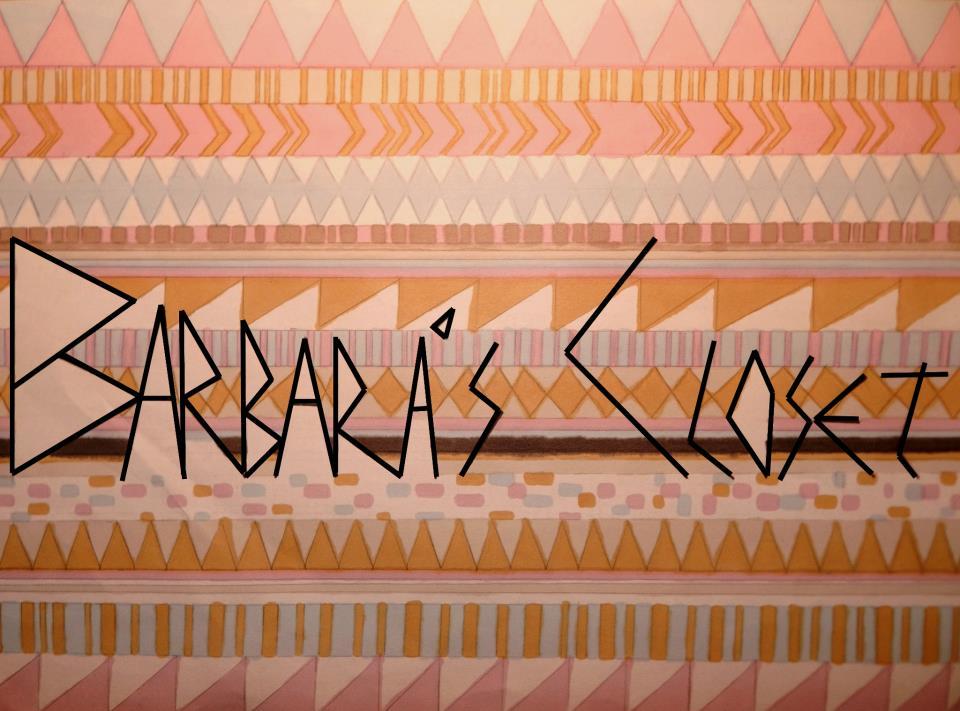 Barbara's closet