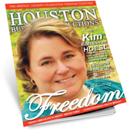 "MEET KIM BOHANNON HOESL A ""THOUGHT LEADER"" FOR THIS SERIES"