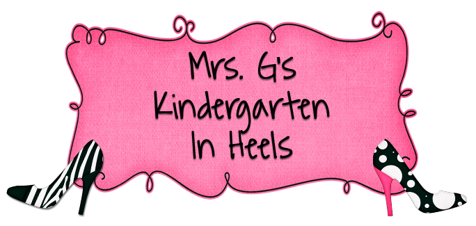 Mrs. G's Kindergarten in heels