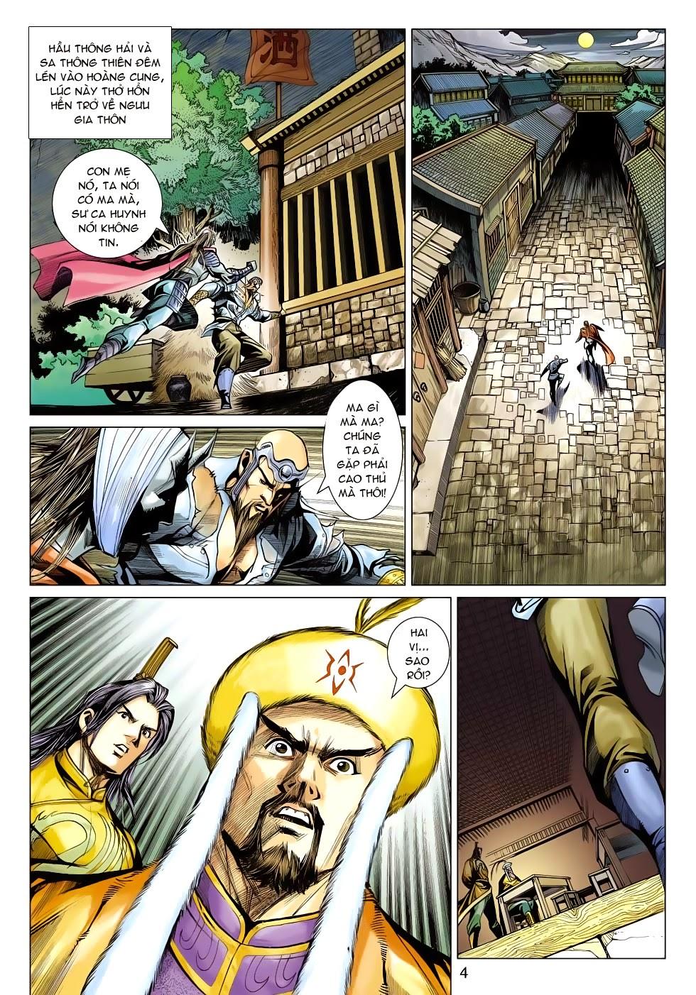 xem truyen moi - Anh Hùng Xạ Điêu - Chapter 59: Khốn cảnh tuyệt lộ