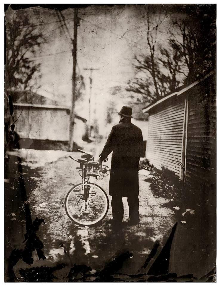 Frederick scott archer wet plate collodion