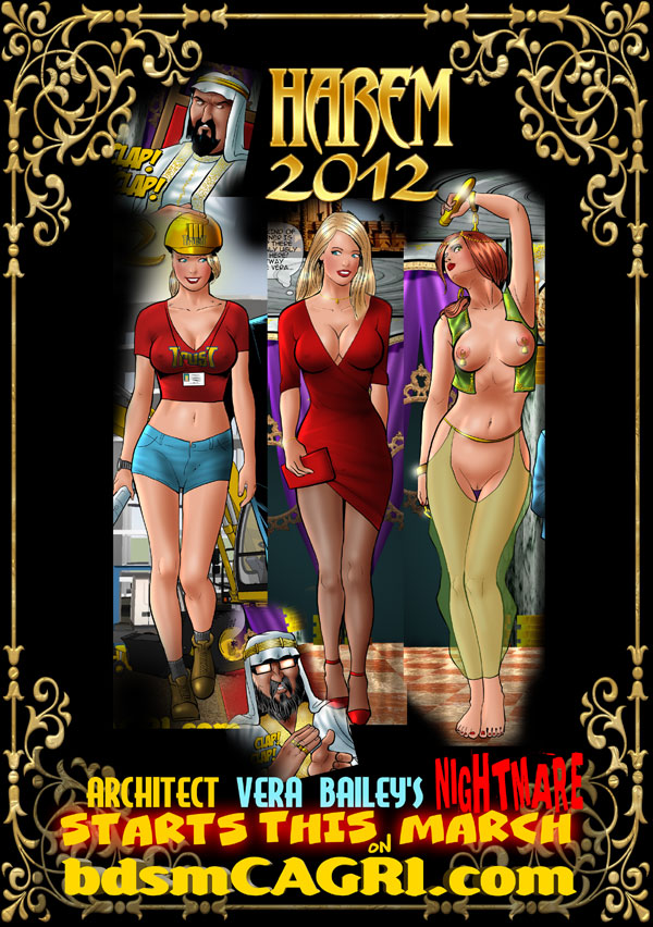 New comic HAREM 2012