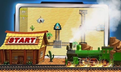 Puzzle Rail Rush HD Full Version Pro Free Download