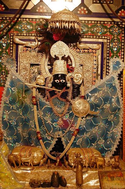 Sanwaliya seth deity