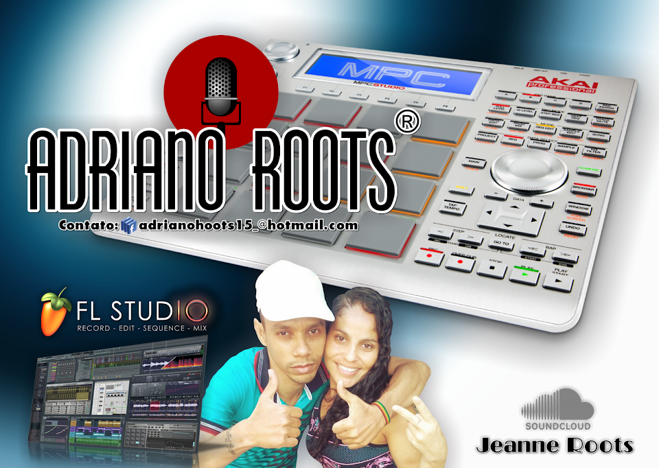 Adriano Roots Top Mix 2016