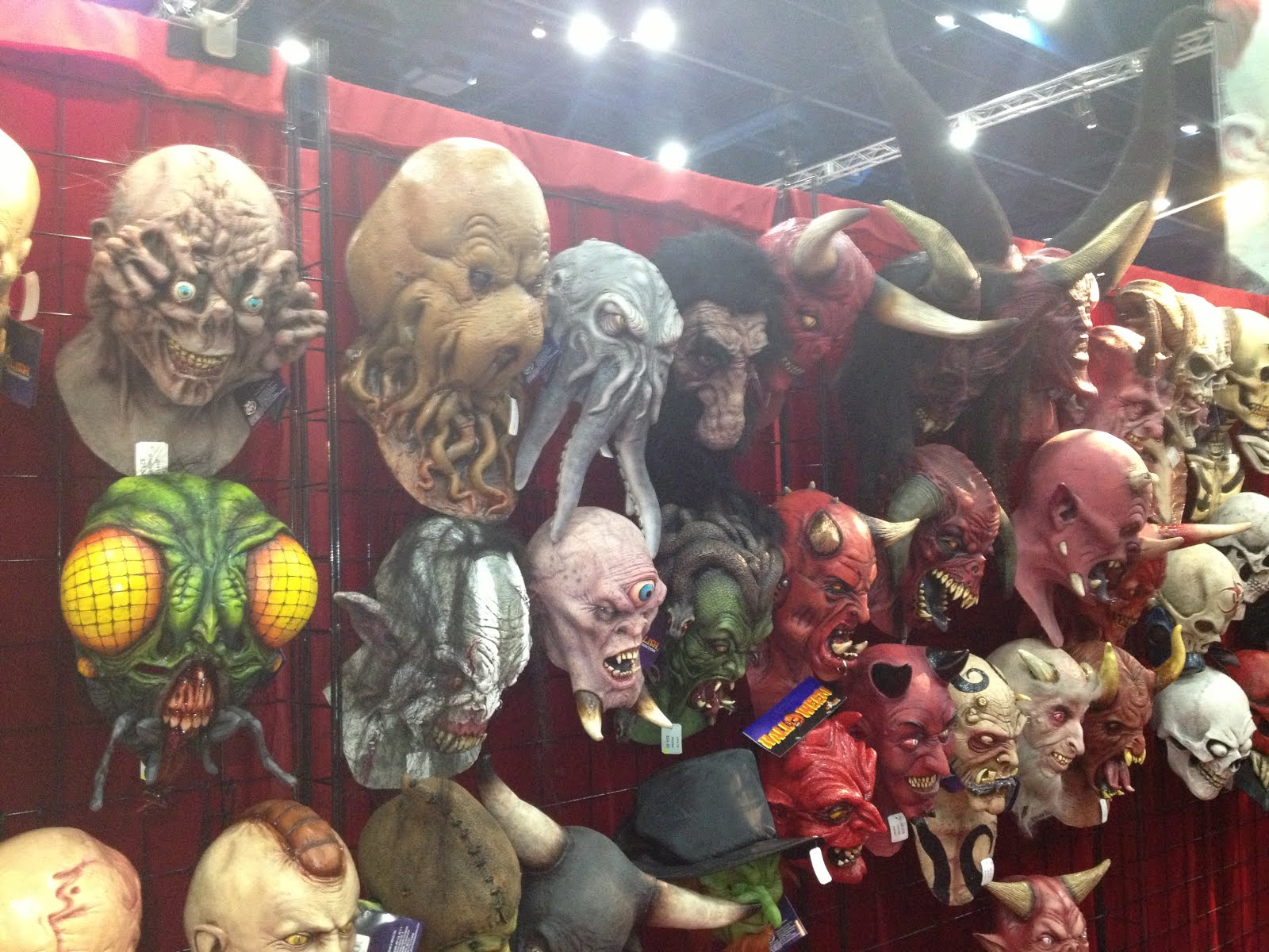 Ramblings From The Black Lagoon: Halloween Expo 2013