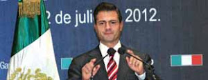 Enrique Peña Nieto llama a la reconciliación nacional.