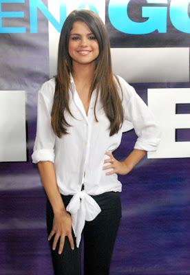 Selena Gomez Prom Hairstyle Ideas 2012