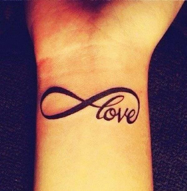 Tatuajes con el Simbolo Infinito, parte 2
