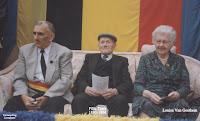 Fille Torfs (1893-1994) met zijn echtgenote Louise Van Goethem