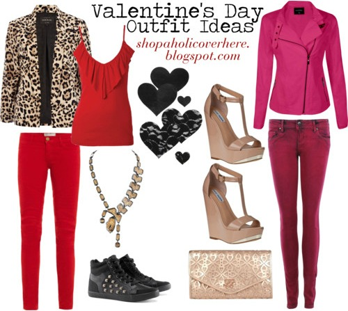 Outfit Ideas Valentineu0026#39;s Day |Confessions of this Shopaholicu2665